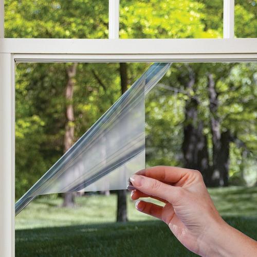 lamina transparente para cubrir ventanas gila (termica)