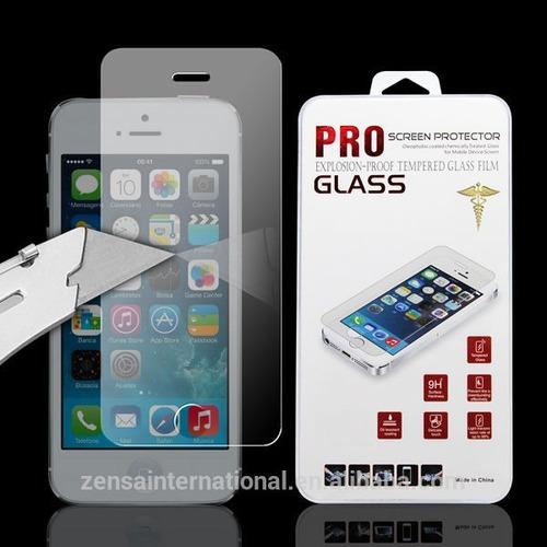 lamina vidrio templado celular iphone 7/6/6s / club oferta