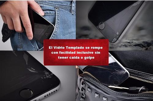 lamina vidrio templado iphone 5,5s,6,6s,6plus,7,7plus
