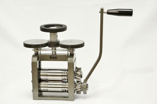 laminador manual ourives - fio e chapa.