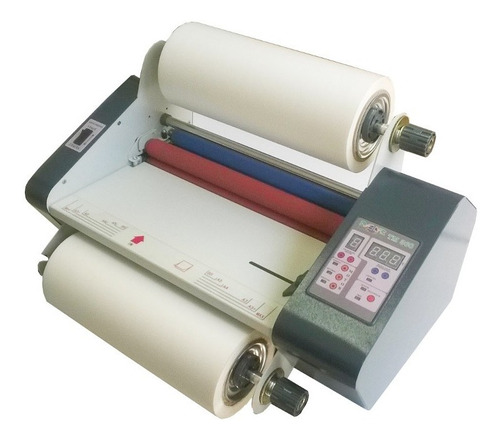 laminadora bopp poliester polaseal pvc contact hot stamping
