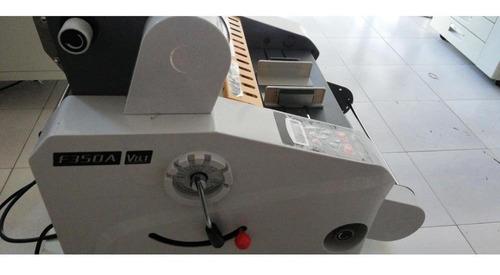 laminadora boway f350