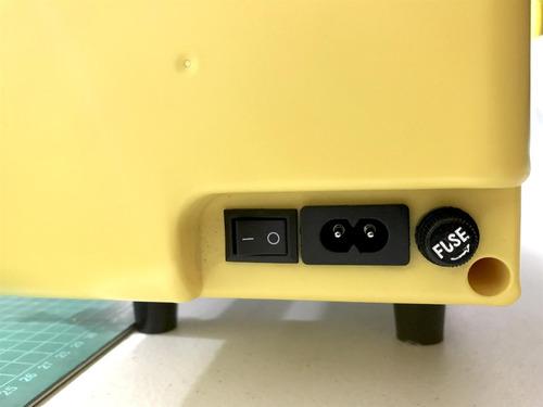 laminadora caliente 44cm frente y vuelta 110v. envio gratis