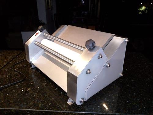 laminadora de masa eléctrica