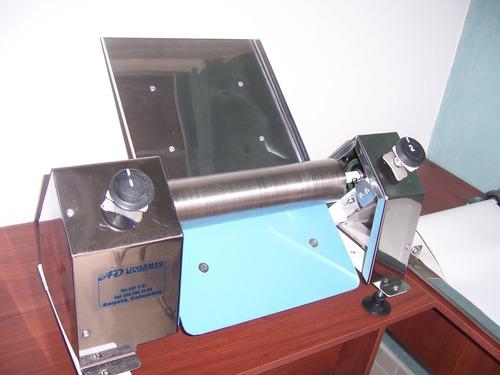 laminadora de masa manual