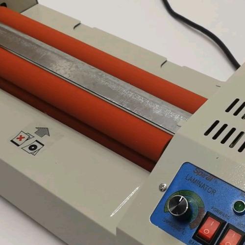 laminadora documento calibre 7 carta oficio 9plg micras 125
