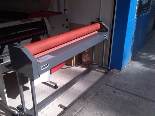 laminadora manual gran formato