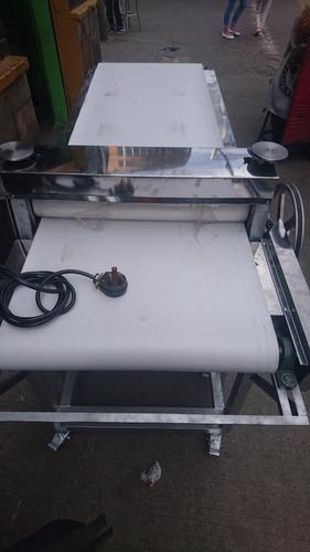 laminadora masa de maiz para arepas motor de 2hp de fuerza