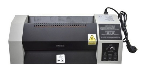 laminadora metálica laminator 8309 máquina de laminación