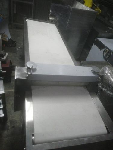 laminadora para masa de empanadas arepas equipo industrial