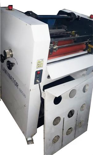 laminadora semiautomática industrial