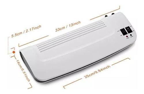 laminadora zoomyo 9  hot & cold z9-5