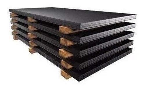 laminas 2mm 120x240 hierro negro