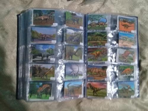 laminas álbum mundo de los animales prehistóricos jet 2x1000