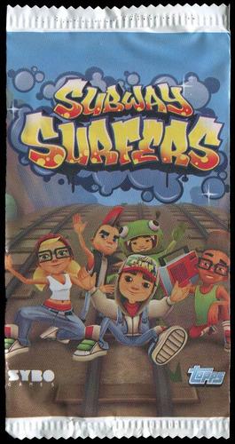 laminas album subway surfers (2014)