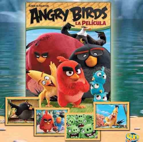 laminas angry birds la pelicula 2016