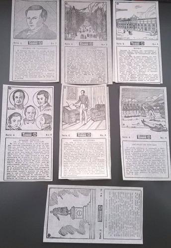 laminas antiguas cuadernos torre incompleto ( 2)