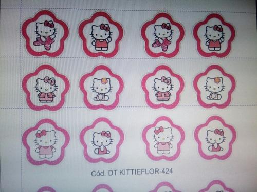 láminas comestibles - fototortas personalizada hello kitty