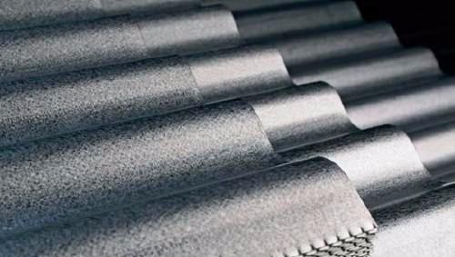 láminas de aluminio para techos
