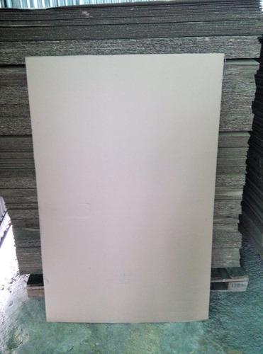 laminas de cartón corrugado 145 x 95, c 5-3, 4mm de espesor
