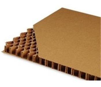 láminas de cartón panal honey comb 115x91x2 (cm)