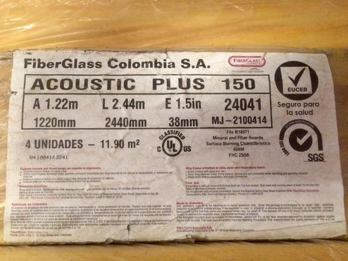 láminas de fibra acústica para todo uso importada