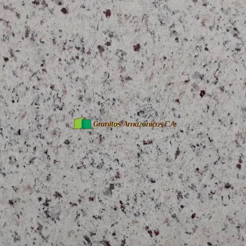 laminas de granito blanco dallas