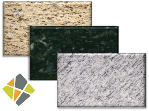 láminas de granito nacional e importado, cuarzo para topes