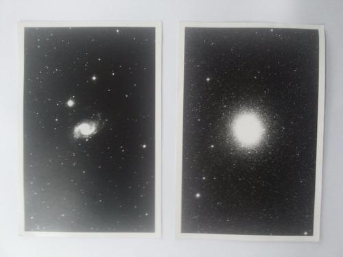 láminas de las estrellas.cuatro. blanco y negro.