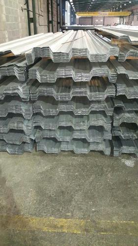 laminas de losacero galvanizada 5,10x0,80x cal./22