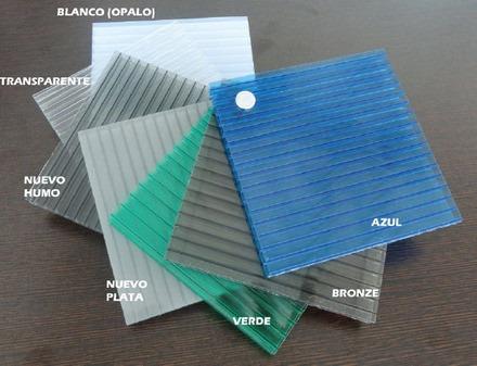 laminas de policarbonato aragua