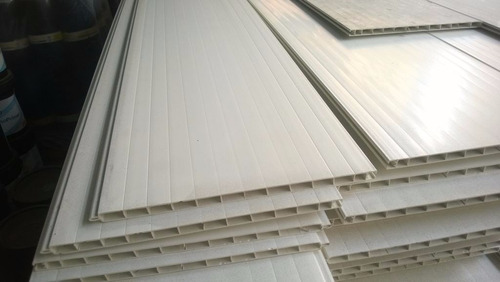 laminas de pvc blancas para techo/pared