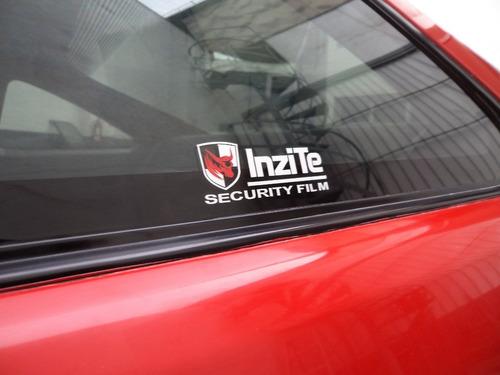 laminas de seguridad para tu auto  oferta