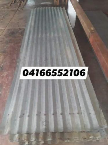 láminas de zinc usadas 3.05