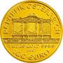 Lámina 45 X 30 Cm. - Moneda De Austria 100 Euros 1 Onza Oro