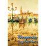 Venecia Italia - Lago San Marco - Gondolas - Lámina 45x30 Cm