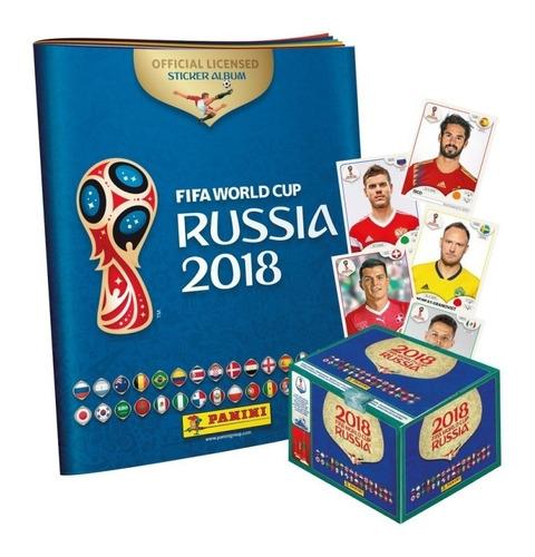 laminas doradas album panini rusia 2018