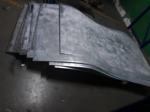 láminas galvanizadas 120*240