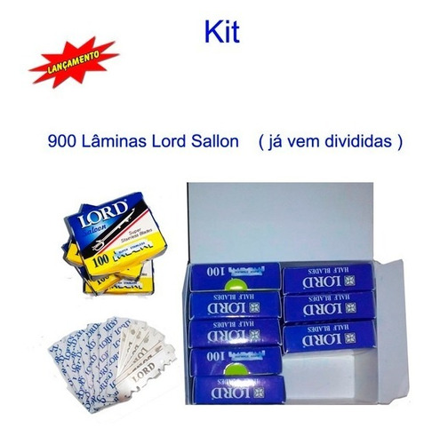 laminas lord saloon 900 unidades - prontas para uso