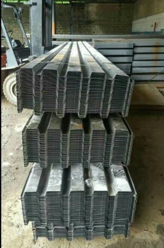 laminas losacero hierro pulido cal 20 x  6.10mtrs