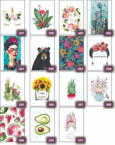 laminas p/ cuadros decorativo! imprimible o impreso en a4
