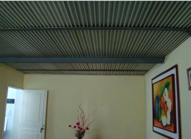 Laminas para placa techo paredes tipo losacero facil for Laminas de decoracion