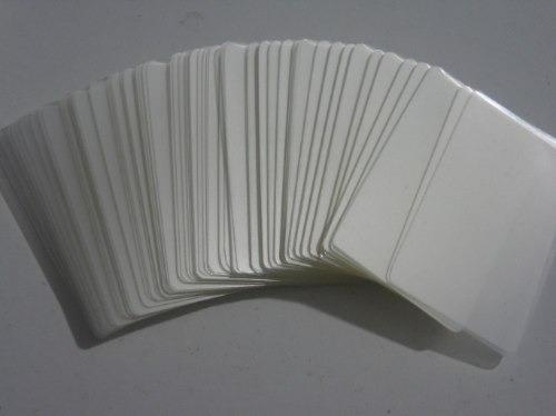 laminas para plastificar carnet cedula gruesas 175 micras