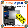Lamina Protect Pantalla Espejo Blackberry Bold 2 4 9700 9780