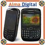 Lamina Protector Pantalla Antiespia Blackberry Gemini 8520