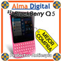 Lamina Protector Pantalla Antiespia Blackberry Q5 Bb Negro