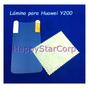 Lamina Protectora De Pantalla De Huawei Ascend Y200 Chacao
