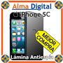 Lamina Protect Pantalla Antiespia Iphone 5c Antichismoso