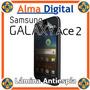 Lamina Protector Pantalla Antiespia Samsung I8160 Ace 2