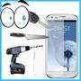 P Vidrio Templado Glass Samsung S3 S4 S5 S6 S7 Y Mini S3 S4